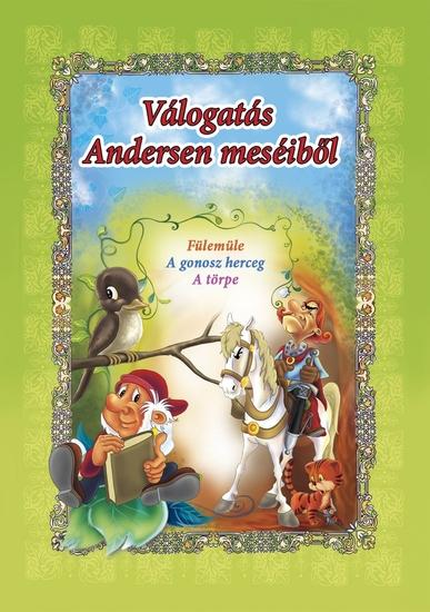 Válogatás Andersen meséiből - cover