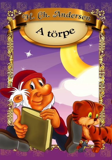 A törpe - cover
