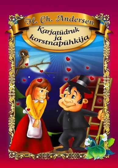 Karjatüdruk ja korstnapühkija - cover