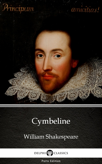 Cymbeline by William Shakespeare (Illustrated) - cover