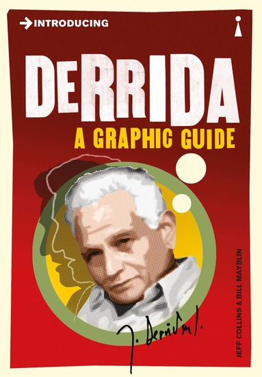 Introducing Derrida - A Graphic Guide - cover