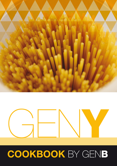 Gen Y Cookbook by Gen B - cover
