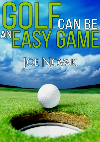 GOLF can be an EASY GAME - cover