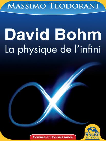 David Bohm - La physique de l'infini - cover