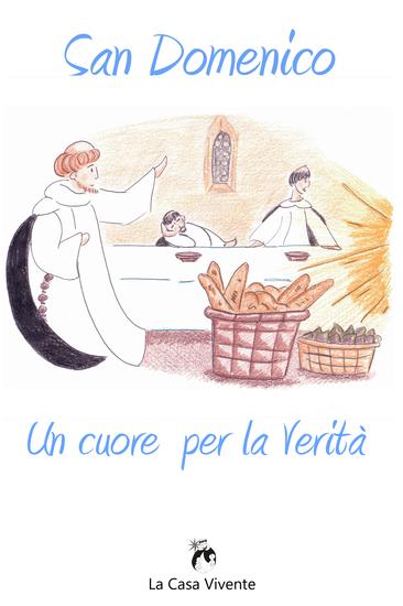 San Domenico - Un cuore per la verità - cover