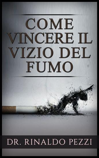 Come vincere il vizio del fumo - cover
