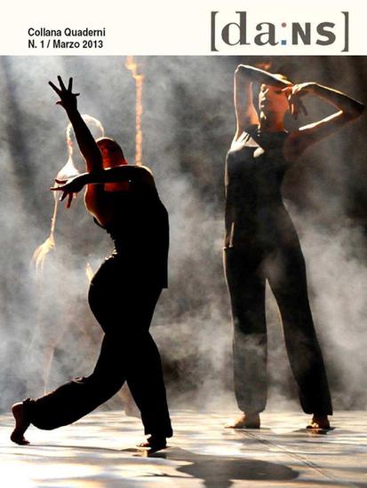 Danzando tra le arti - cover