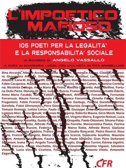 L'impoetico mafioso - 105 poeti per la legalità - cover