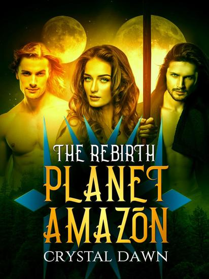 The Rebirth - Planet Amazon #1 - cover