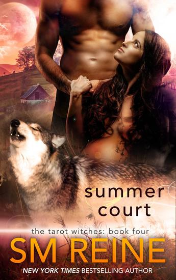 Summer Court - Tarot Witches #4 - cover