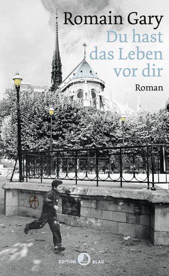 Du hast das Leben vor dir - Roman - cover