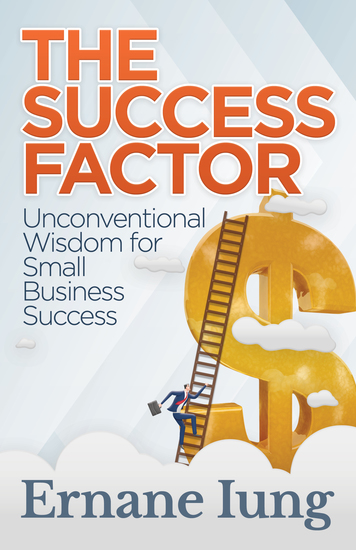 The Success Factor - Unconventional Wisdom for Small Business Success - cover