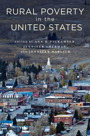 Rural Poverty in the United States - cover