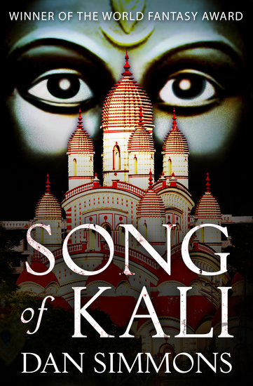 Song of Kali - cover