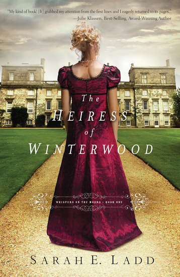 The Heiress of Winterwood - cover