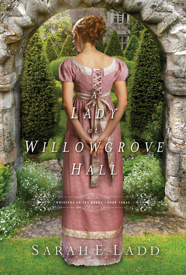 A Lady at Willowgrove Hall - cover