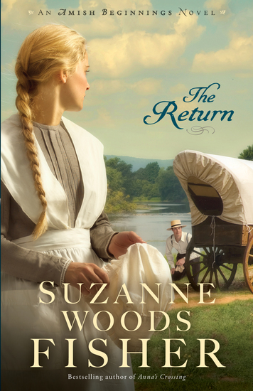 The Return (Amish Beginnings Book #3) - cover