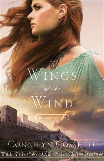 Wings of the Wind (Out From Egypt Book #3) - cover