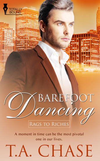 Barefoot Dancing - cover