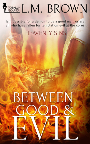 Between Good & Evil - cover