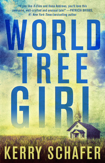 World Tree Girl - A Shadow Valley Manor Novel - cover