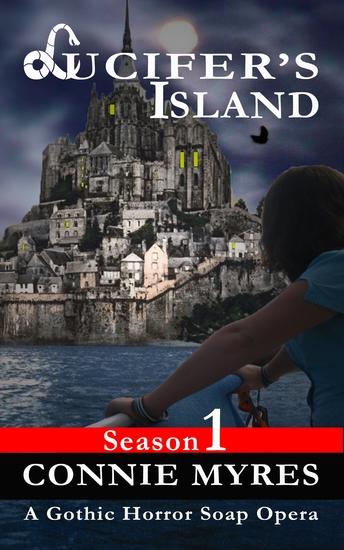 Lucifer's Island - : A Gothic Horror Soap Opera (Season 1) - cover
