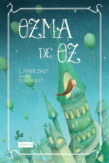 Ozma de Oz - cover