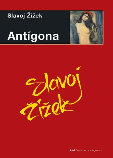 Antígona - cover
