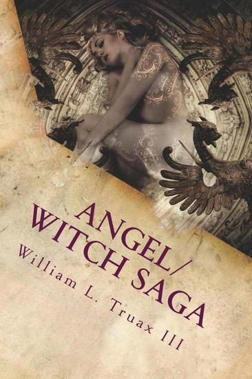Angel Witch Saga: The Becoming - Angel Witch Saga #1 - cover