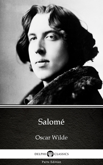 Salomé by Oscar Wilde (Illustrated) - cover