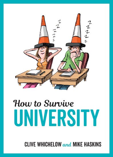How to Survive University - cover
