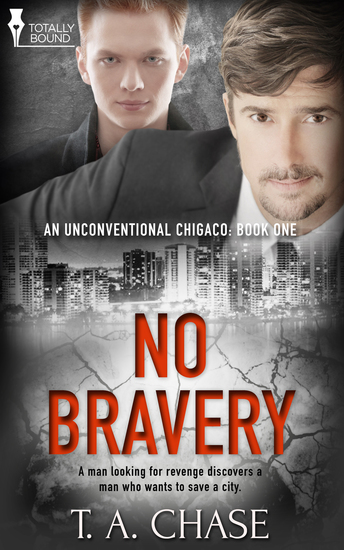 No Bravery - cover