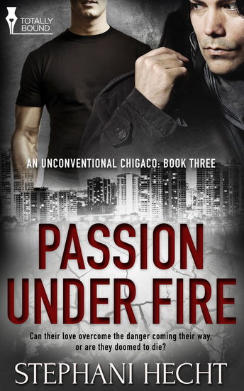 Passion Under Fire - cover