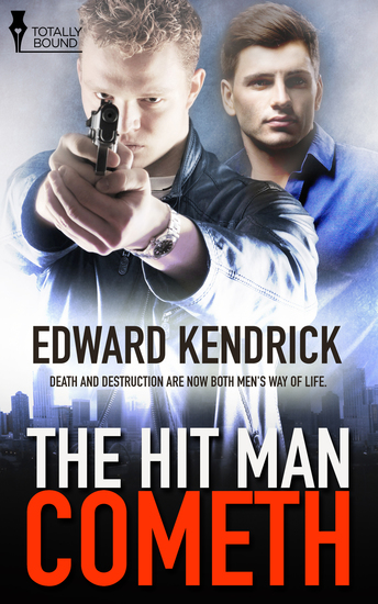 The Hit Man Cometh - cover