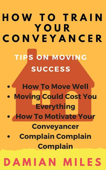 How To Train Your Conveyancer - cover