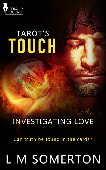 Tarot's Touch - cover