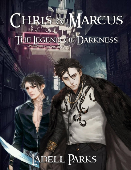 Chris & Marcus: The Legend of Darkness - cover