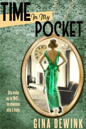 Time in My Pocket - cover