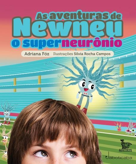 As aventuras de Newneu - cover