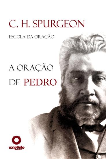 A Oração de Pedro - cover