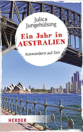 Ein Jahr in Australien - Auswandern auf Zeit - cover