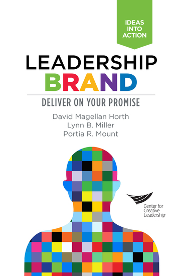 Leadership Brand: Deliver on Your Promise - cover