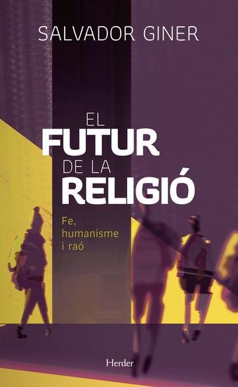 El futur de la religió - cover