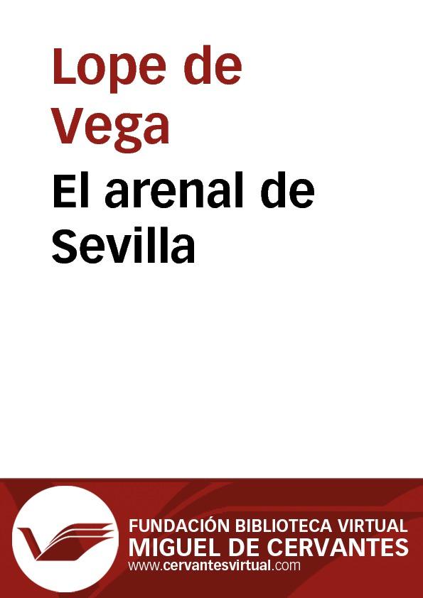 El arenal de Sevilla - cover