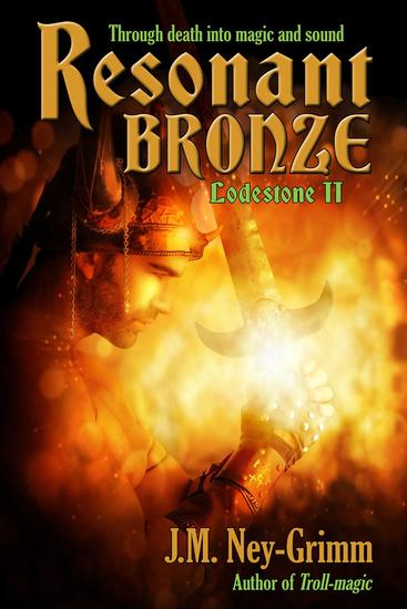 Resonant Bronze - Lodestone Tales #2 - cover