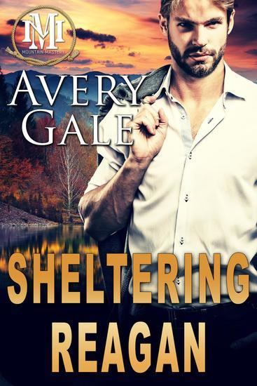Sheltering Reagan - Mountain Mastery #3 - cover