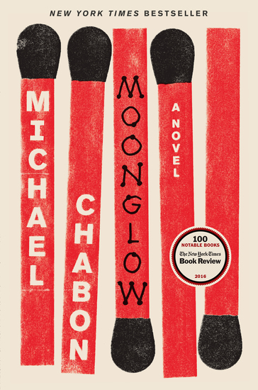 Moonglow - A Novel - cover