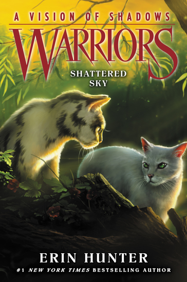 Warriors: A Vision of Shadows #3: Shattered Sky - cover