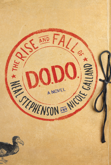 The Rise and Fall of DODO - A Novel - cover