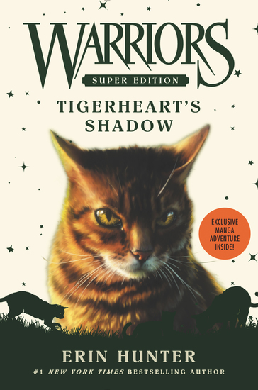 Warriors Super Edition: Tigerheart's Shadow - cover